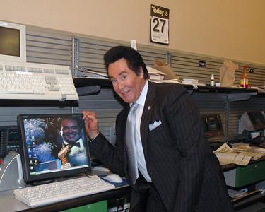 Mr. Las Vegas Wayne Newton