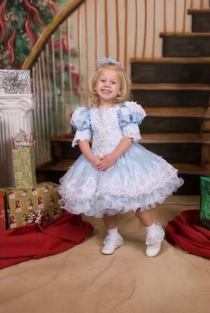 Miss Bessemer Christmas Pageant