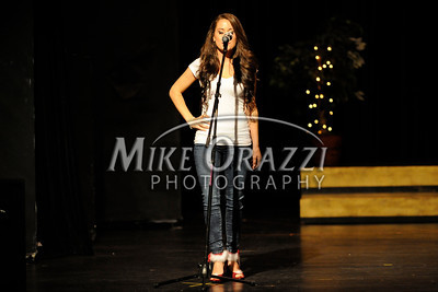 10/19/2013 Mike Orazzi | Staff  Natascia Simone at Miss Bristol 2014 at Bristol Central High School on Saturday night.