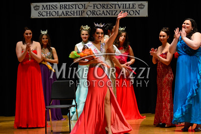 1/3/2014 Mike Orazzi | Staff The Miss Bristol-Forestville Scholarship Program at the Chippens Hill Middle School Saturday night.