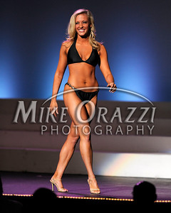 6/26/2010 Mike Orazzi | Staff Brittany Decker, Miss Hartford County, during the swimsuit competition at the 2010 Miss Connecticut Scholarship Pageant & Connecticut's Outstanding Teen Pageant held at the Garde Arts Center in New London, on Saturday, June 26, 2010.