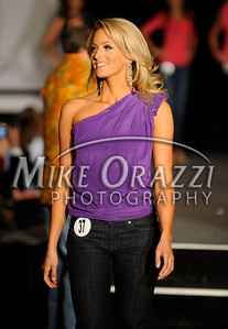 12/4/2010 Mike Orazzi | Staff Marie-Lynn Piscitelli competes in the Miss Connecticut USA pageant held at the Hartford Marriott Farmington Hotel in Farmington on Saturday, December 4, 2010.