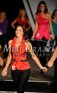 12/4/2010 Mike Orazzi | Staff Alyssa Lattizori competes in the Miss Connecticut USA pageant held at the Hartford Marriott Farmington Hotel in Farmington on Saturday, December 4, 2010.