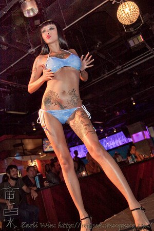 Miss Lola Bikini Fashion Show