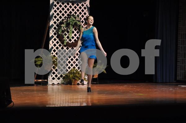 Kendall Deitering talent, dance