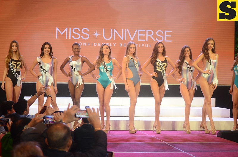 Miss Universe 2017 Swimwear Presentation 6