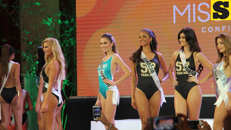 Miss Universe 2016 Swimwear Presentation 1