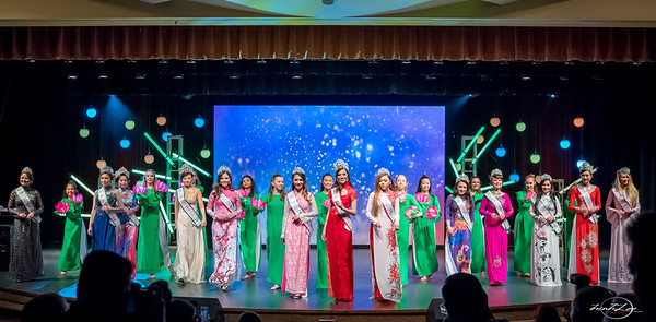 Miss and Mrs VN USA Pageant 2018