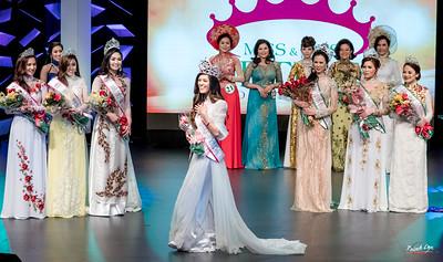 Miss and Mrs Vietnam USA 2017