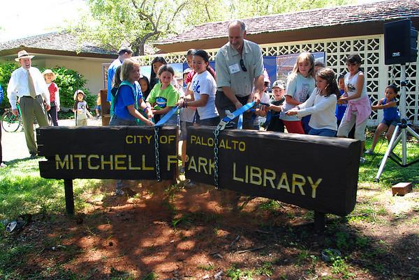 Mitchell Park Library Groundbreaking (June 12, 2010)
