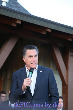 Mitt Romney comes to Reno February 2, 2012