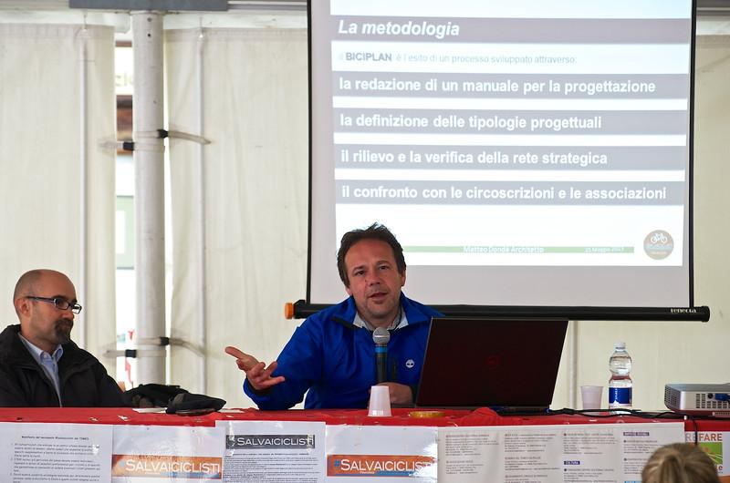 Luca Staricco, Matteo Dondè
