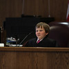Judge __ presides over the Challenge Lab Mock Trial at the Kerr County Courthouse on Friday, April 29, 2011.