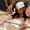 "The Model Matzah Bakery was brought to Boulder by Chabad Lubavitch of Boulder County. The bakery is an educational experience for the entire family to learn about the story and art of making matzah.<br /> For more photos and a video, go to  <a href=""http://www.dailycamera.com"">http://www.dailycamera.com</a>.<br /> Cliff Grassmick / March 14, 2010"