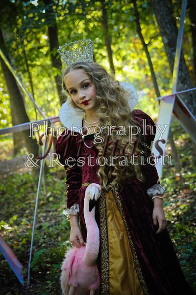The Red Queen of Wonderland-MPR