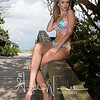 Model Wearhouse Beach Shoot, Tables Beach, Patrick Air Force Base, Florida - 7th April 2018 (Photographer: Nigel G Worrall)rall)