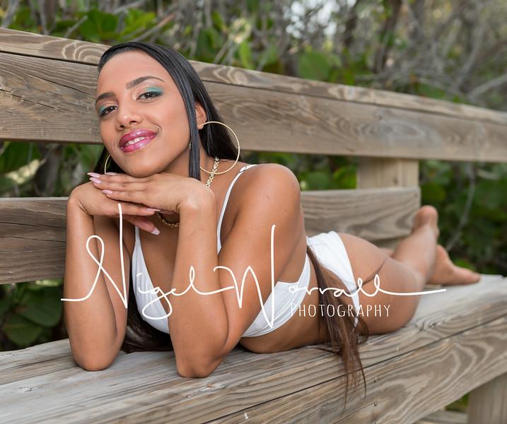 Model Warehouse Beach Shoot, Tables Beach, Patrick Air Force Base, Florida - 7th April 2018 (Photographer: Nigel G Worrall)rall)