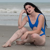 Model Warehouse Beach Shoot, Tables Beach, Patrick Air Force Base, Florida - 7th April 2018 (Photographer: Nigel G Worrall)rall)