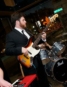 The Valours perform at The Drinkery for the 2013 Queen City Mods Vs. Rockers Rally