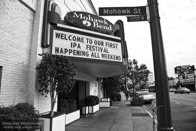 Mohawk Bend IPA Festival