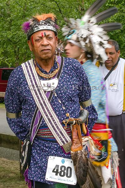 Mohegan Wigwam Festival 2013 by George Bekris