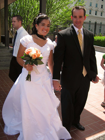 Mom's trip to Utah for Michael & Nadia's wedding