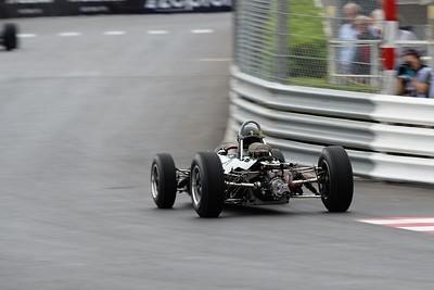 Monaco Classic 2016 Brabham BT7 James King