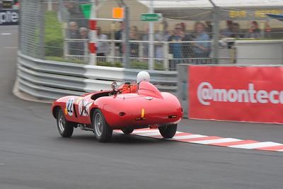 Monaco Classic 2016 Ferrari 500 Mondial Michel Roder
