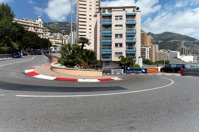 The Hairpin - Monaco 2016