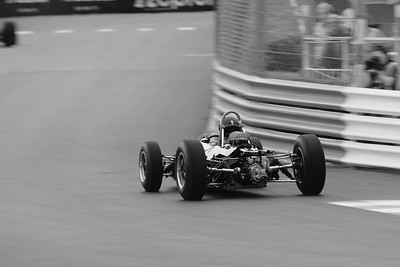 Monaco Classic 2016 Brabham BT7 James King BW
