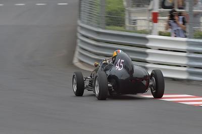 Monaco Classic 2016 Taraschi FJ 1960 Daniele Salodini
