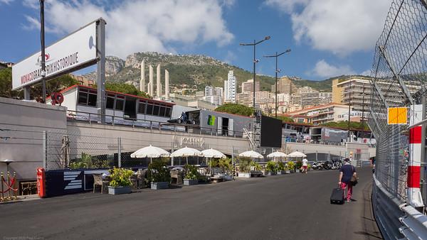 En Route to the Monaco Classic 2016 - Nigel Reveler