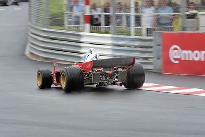 Monaco Classic 2016 Ferrari 312 B3 Franco Meiners