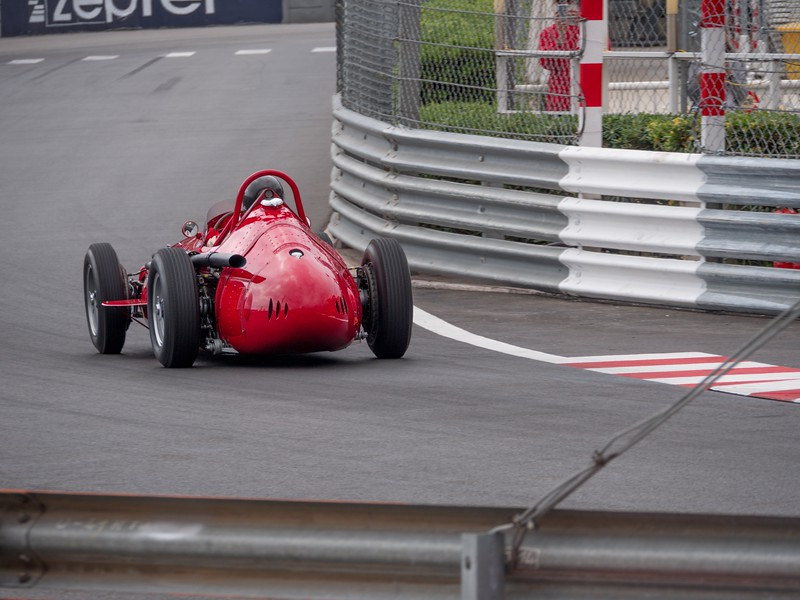 1957  Maserati 250F Jeffrey O'Neill - Monaco Historic GP 2018