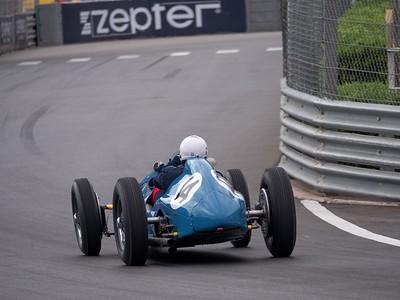 1948 Talbot Lago T26C Klaus Lehr - Monaco Historic GP 2018
