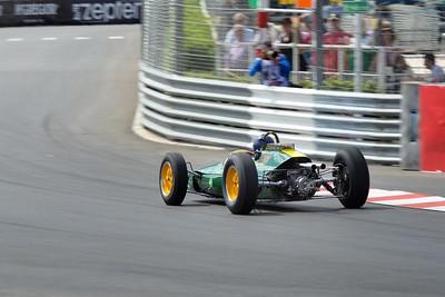 Monaco Classic 2016 Lotus 25 Andy Middlehurst