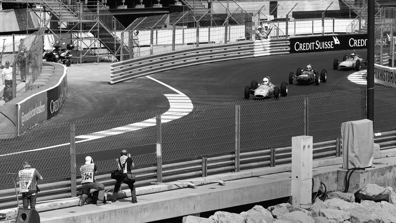On Track - Monaco Historic GP 2018
