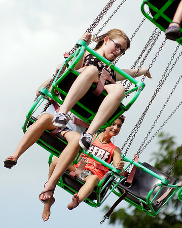 John P. Cleary | The Herald Bulletin<br /> Madison County 4-H Fair.
