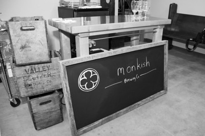 Monkish Brewing Tap Room