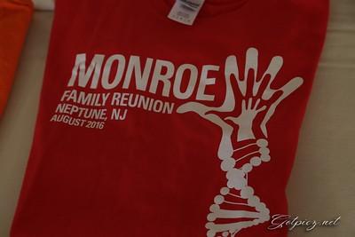Monroe Family Reunion August 13 - 14 2016