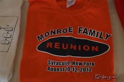 Monroe Family Reunion August 13 2016