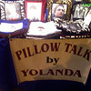 Lovely Pillows from Yolanda