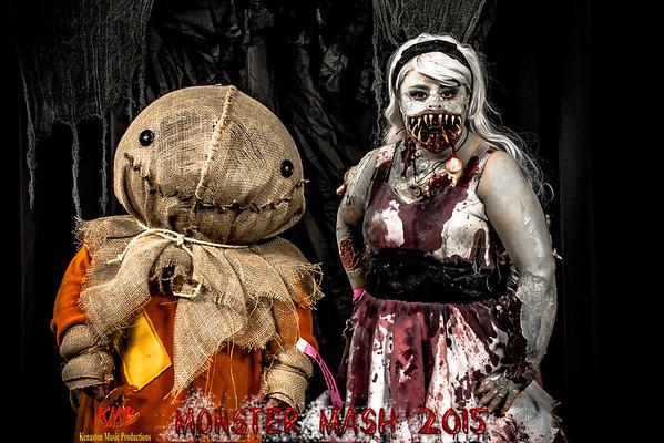 Monster Mash 2015