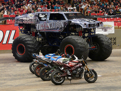 Monster Nationals - Madison, WI  1-30-2010