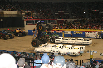 Monster Nationals - Madison, WI  1-24-2008