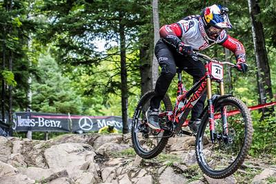 Mont Sainte-Anne - UCI Mountain Bike World Championships 2019