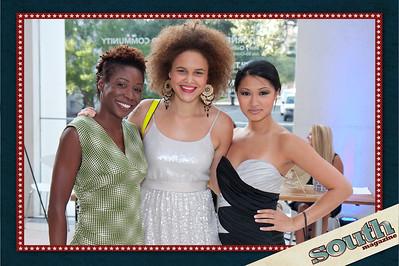 Shena Verrett, Liana Nunn, Vy Dang (Halo Models and Talent)