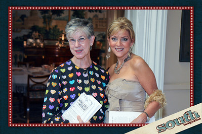 Laura Dixon (Telfair Manager of Corporate & Foundation Relations), Jenifer Andrews (WJCL News Anchor)