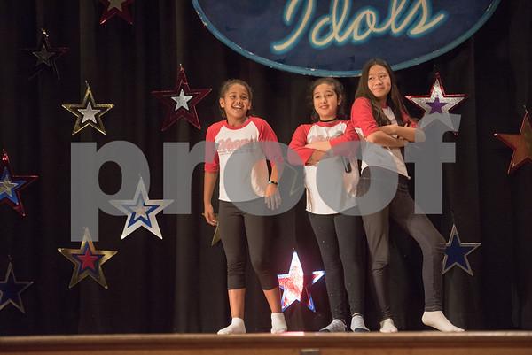 2017 Monte Vista Idols Talent Show
