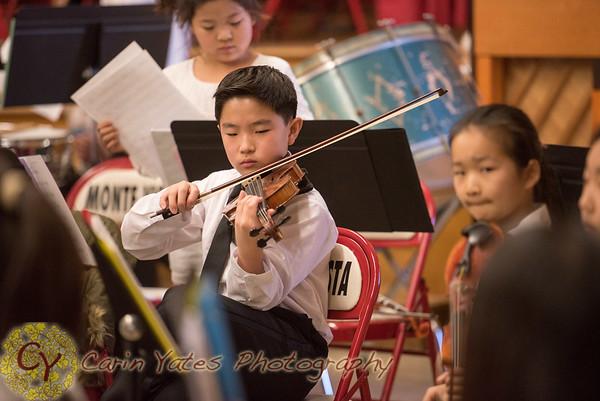 Monte Vista Orchestra 2016